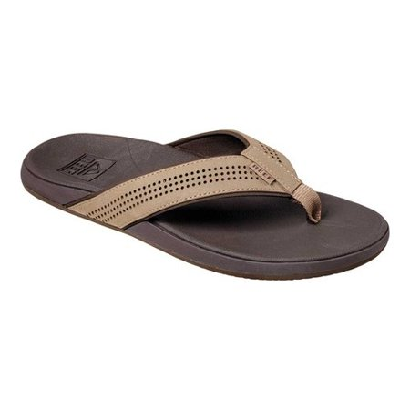 Reef Rubber Sole Sandals - Men's Reef Fanning Low Thong Sandal
