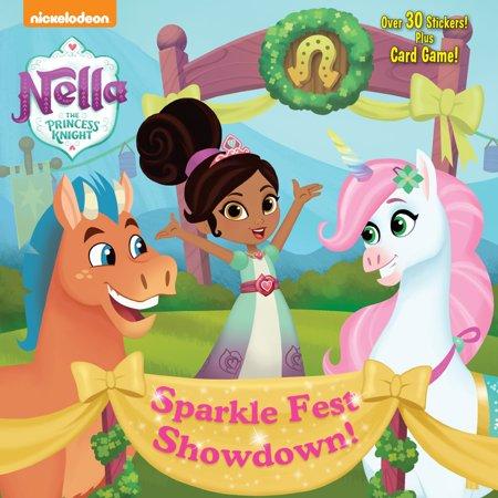 Sparkle Fest Showdown! (Nella the Princess - The Knight And The Princess