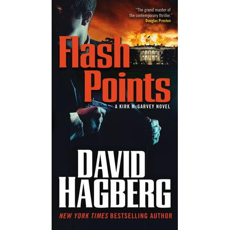 Flash Points : A Kirk McGarvey (Kirk Flash Bracket)