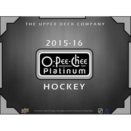 15-16 Upper Deck Opc Platinum Hockey Val