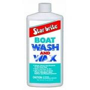 Star Brite 89816 16 oz Boat Wash & Wax