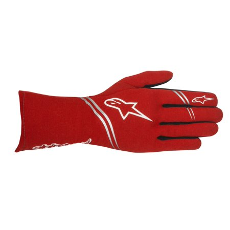 Alpinestars 3551617-30-S TECH-1 START GLOVES US - RED (Brands Of Tequila That Start With C)