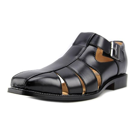 Stacy Adams Calisto Men  Open Toe Synthetic Black Sandals