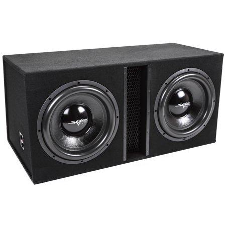 - Skar Audio Dual 15