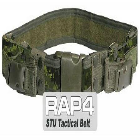 STU Tactical Web Belt (CADPAT) - paintball apparel