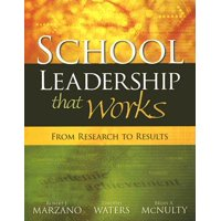 School Leadership That Works : From Research to Results