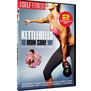 Best Self Fitness: Kettlebells The Iron Case Way 2 Workout Set by Mill Creek Entertainment