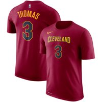 Isaiah Thomas Cleveland Cavaliers Nike Name & Number Performance T-Shirt - Wine