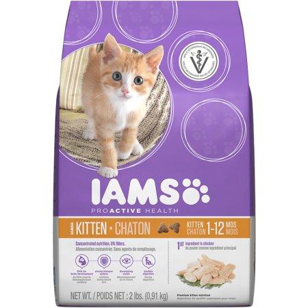 Lbs Bag Of Iams Indoor Cat Food At Walmart