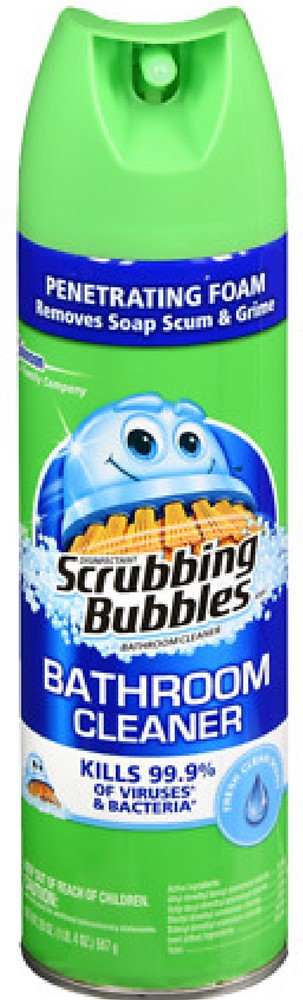 Scrubbing Bubbles Disinfectant Bathroom Cleaner, Fresh Scent, 20 Ounces