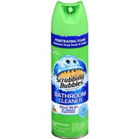 6 Pack - Scrubbing Bubbles Bathroom Cleaner Spray 20 oz
