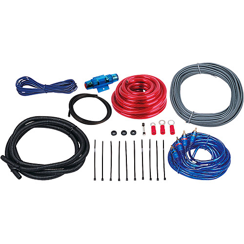 Boss Audio 8-Gauge Amplifier Installation Kit