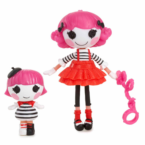 Mini Littles Doll, Charlotte and Sherri