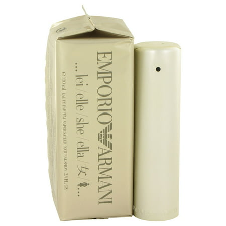 Giorgio Armani EMPORIO ARMANI Eau De Parfum Spray for Women 3.4 oz (Armani Oxford Women)
