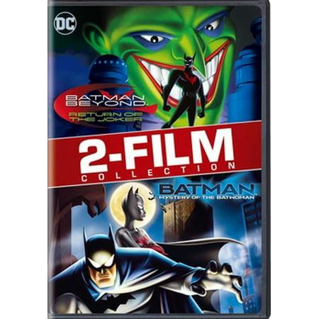 Batman Beyond: Return Of The Joker / Mystery Of Batwoman (DVD) (The Office Joker Halloween Episode)