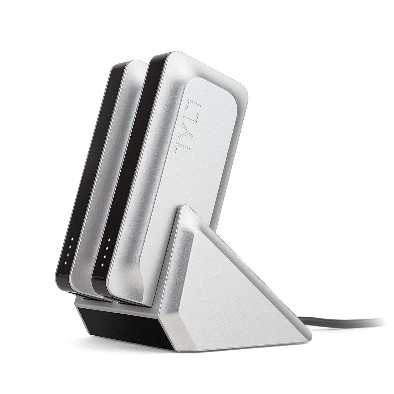 TYLT 2X + Dock Portable Battery 2_Pack