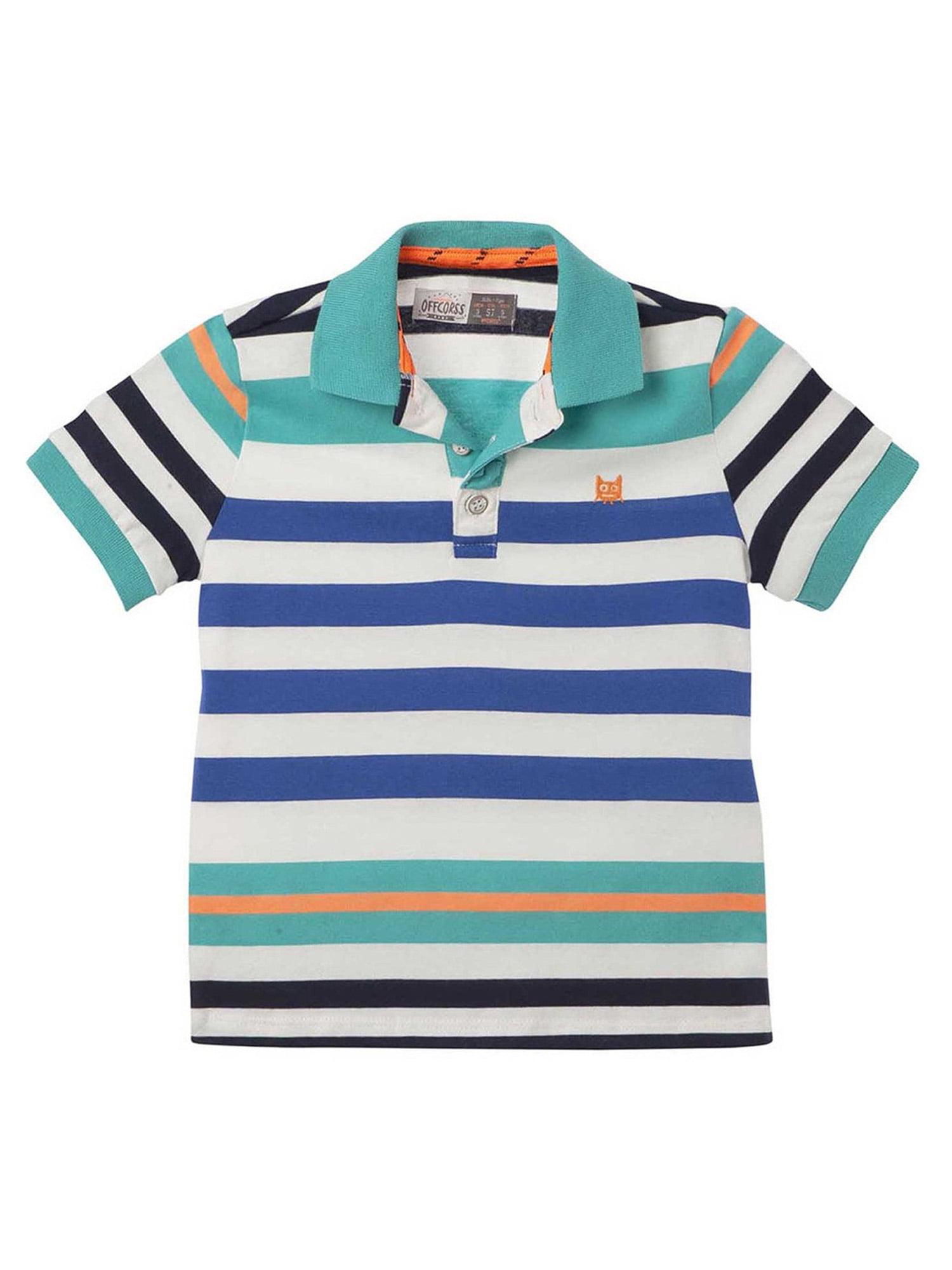 OFFCORSS - OFFCORSS Toddler Boy Cotton Polo T Shirt Camisa Camisetas Tipo  Polo Para Niños - Walmart.com bf2e27a82a1b1