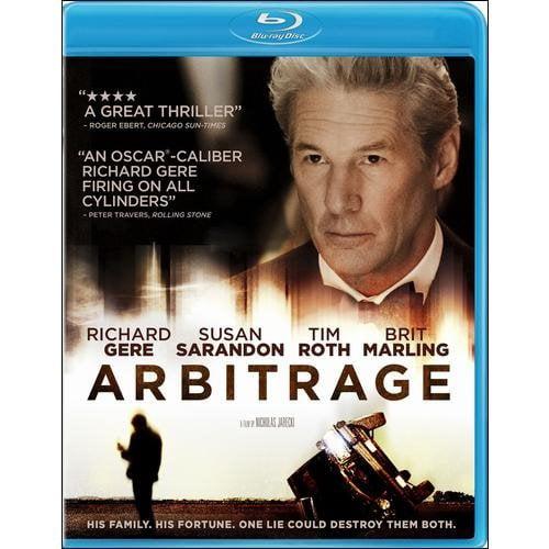 Arbitrage (Blu-ray) (Widescreen)