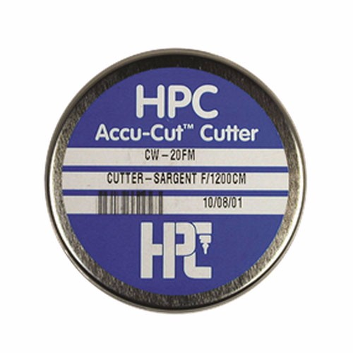 HPC CW-23MC Code Machine Cutter Single Angle Tool Steel