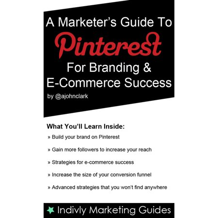 A Marketer's Guide To Pinterest For Business, Brand Marketing & E-Commerce Success - eBook](Pinterest Art Ideas For Halloween)