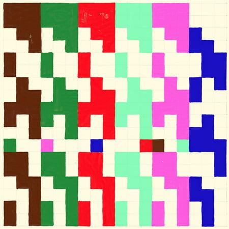 - Wood / Metal / Plastic / Pattern / Rhythm / Rock (Vinyl)