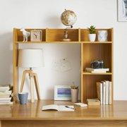 DormCo The Classic - Desk Bookshelf - Beech (Natural Wood)