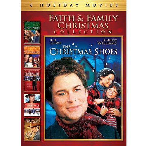 Faith & Family Christmas Collection: The Christmas Shoes / The Christmas Blessing / The Christmas Hope / The Christmas Choir / Christmas In Canaan / Christmas Comes Home To Canaan (Tin Packaging)