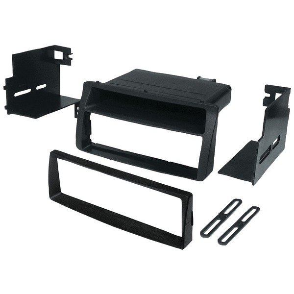 Best Kits BKTOYK960 In-Dash Installation Kit (Toyota Corolla 2003 and Up with Pocket Single-DIN)