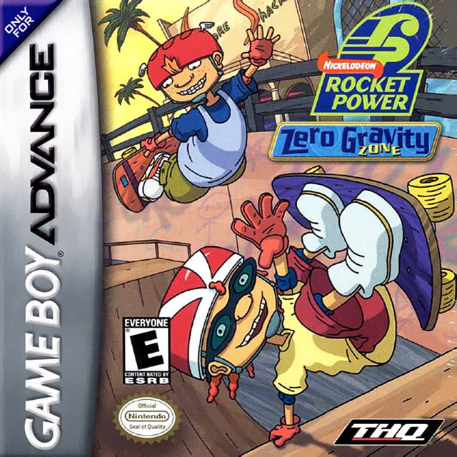 Rocket Power Zero Gravity GBA