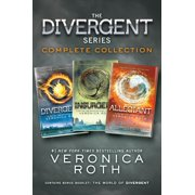 The Divergent Series Complete Collection - eBook