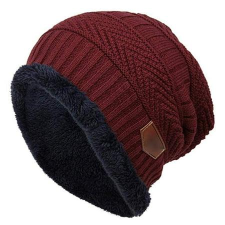Homax - Stylish All Weather Head Protection Winter Beanie Cap Warmer -  Walmart.com 81127394180a