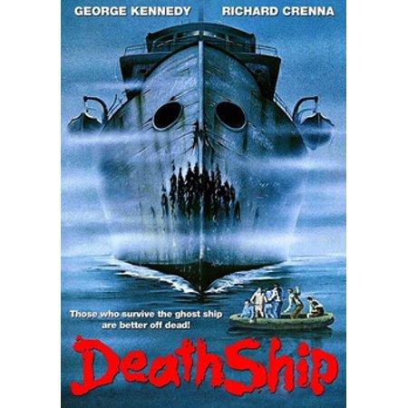 Dvd Pre Order Ships - Death Ship (DVD)