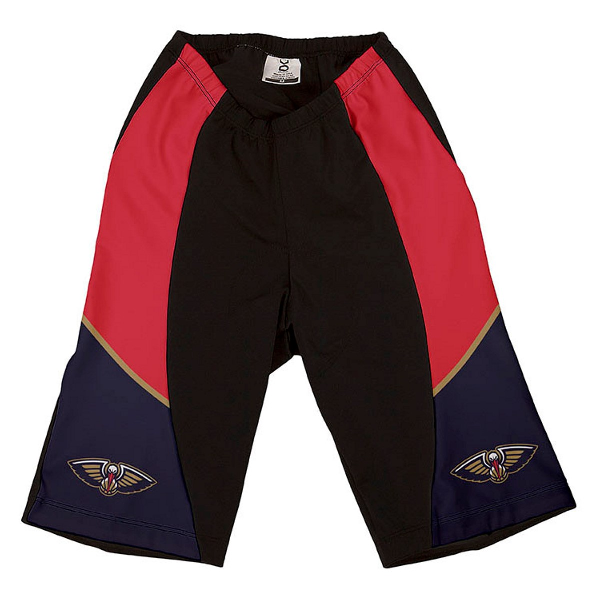 VOmax Womens Comfortable NBA New Orleans Pelicans Cycling Shorts (S, Fitted) NEW