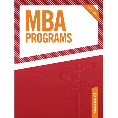 MBA Programs 2010 - eBook