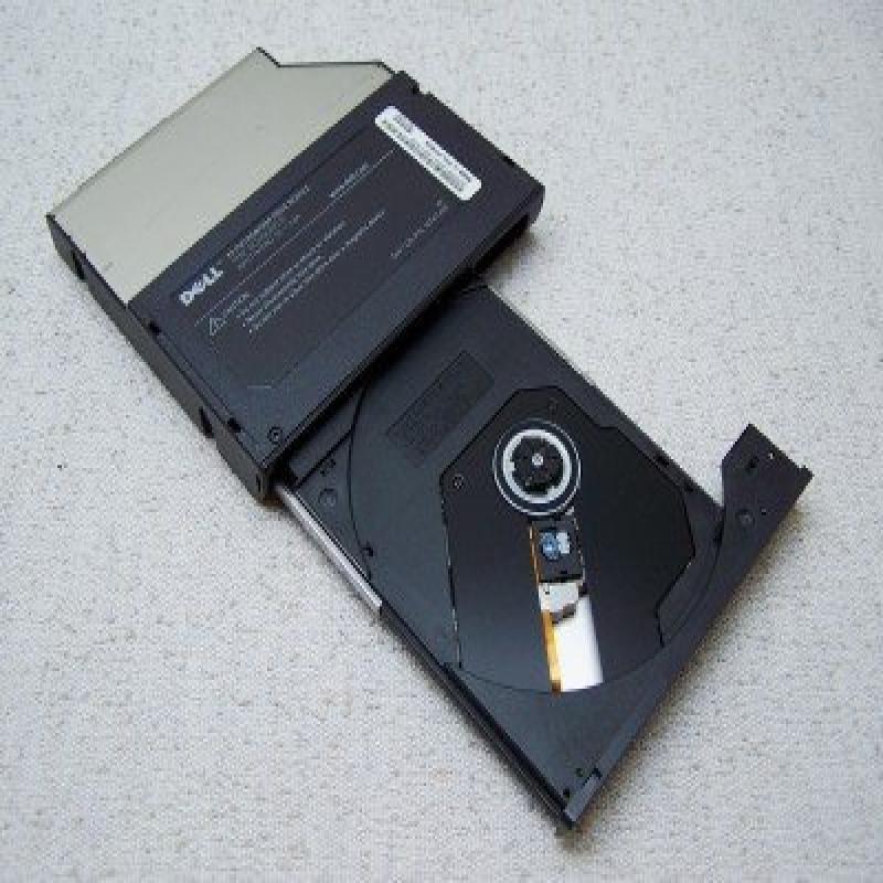 Original DELL Latitude/Inspiron 8X DVD Drive.