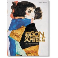 Egon Schiele. the Complete Paintings 1909-1918 (Hardcover)