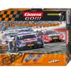 Carrera DTM Touring Contest Slot Car Set with BMW M4 DTM No 11 and Teufel Audi RS 5 DTM No17