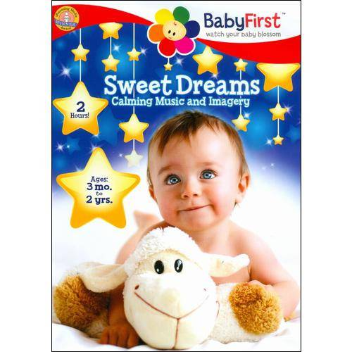 BabyFirst: Sweet Dreams Calming Music & IMagery by Mill Creek Entertainment