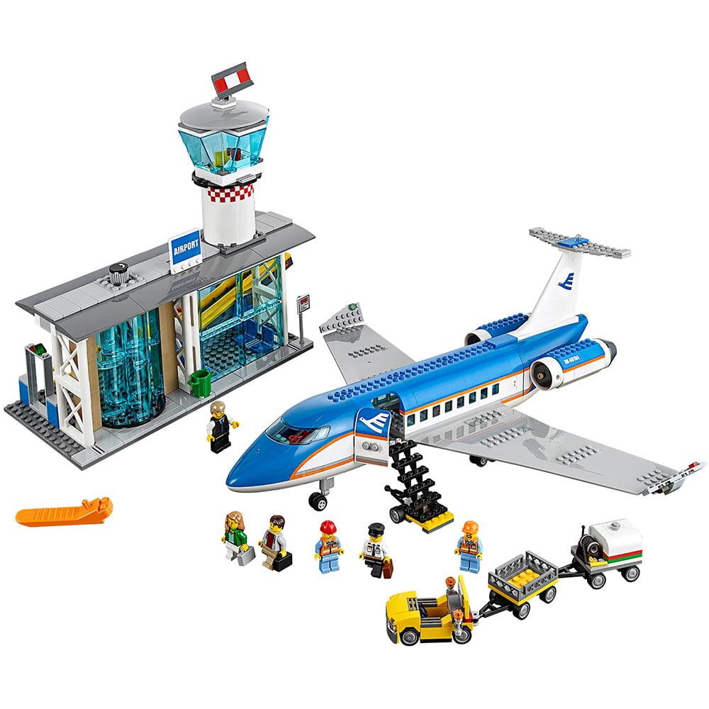 Aeroporto Lego : Lego city airport airport passenger terminal walmart