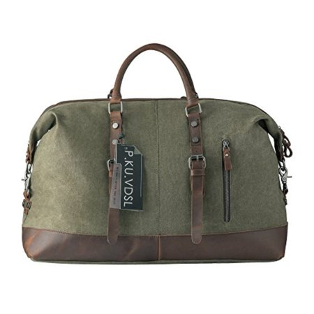 5ee225bbd4a1 Canvas Duffle Bag