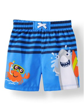 1458a441a72c5 Product Image Wonder Nation Swim Trunks (Baby Boys)