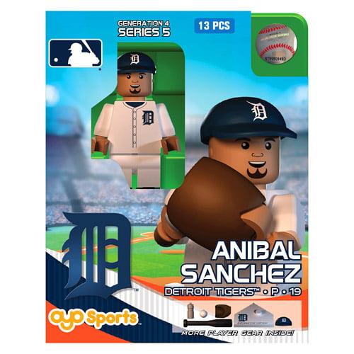 Anibal Sanchez Detroit Tigers OYO Sports Player Minifigure - - No Size