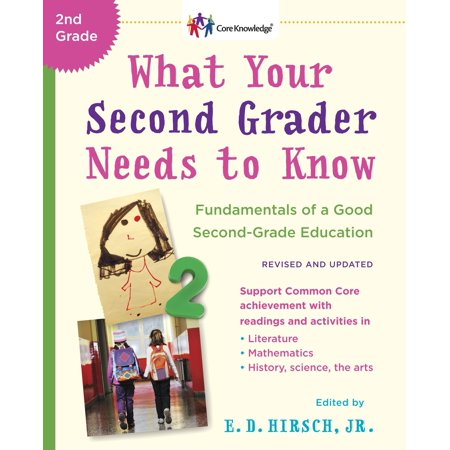 What Your Second Grader Needs to Know (Revised and Updated) : Fundamentals of a Good Second-Grade - Halloween Printables For Second Graders