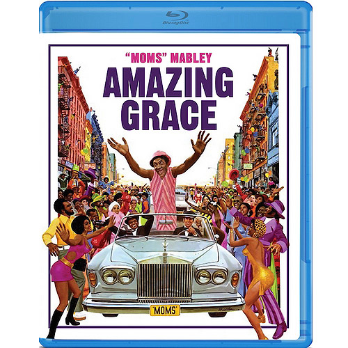 Amazing Grace (Blu-ray) (Widescreen)