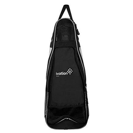Snorkeling Gear Backpack - Ivation Snorkel & Dive Gear Backpack  Small, Lightweight Design for Everyday Diving, Snorkel, Surf & Swim Gear