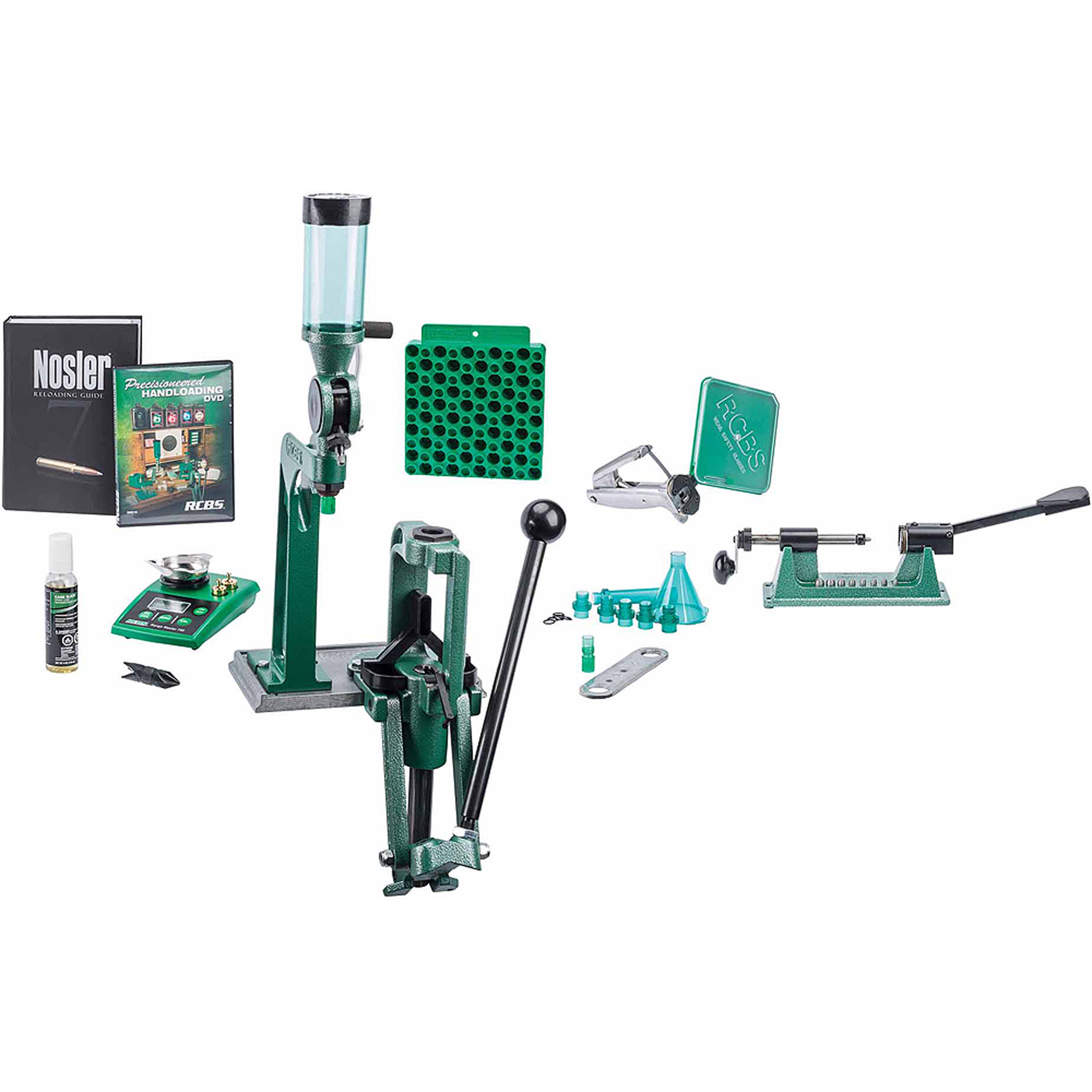RCBS Reloading Rock Chucker Supreme Select Kit 9363 by Rcbs