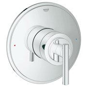 Grohflex Timeless Single Function Pressure Balance Trim With Control Module
