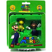 Super Mario Limited Edition Series 1 Koopa Troopa & Luigi Mini Figure 2-Pack