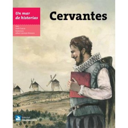 Un mar de historias: Cervantes - eBook