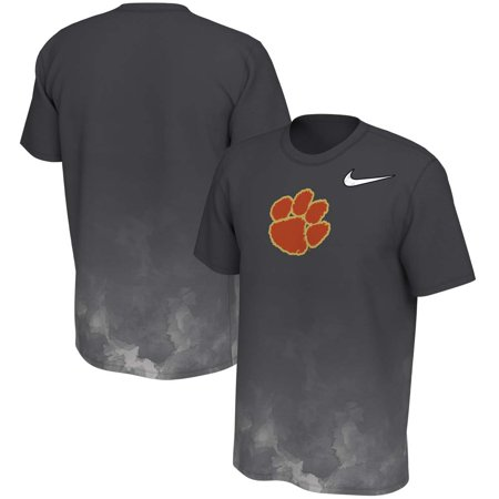 Clemson Tigers Nike 2018 College Football Playoff Bound Team Issue T-Shirt - Anthracite